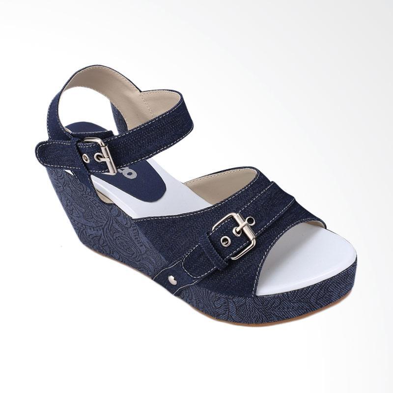 harga Catenzo NN 040 Wedges Shoes Sepatu Wanita Blibli.com