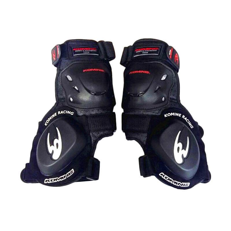 harga KOMINE SK-652 Togekozo Racing Plus Decker Pelindung Lutut - Black Blibli.com