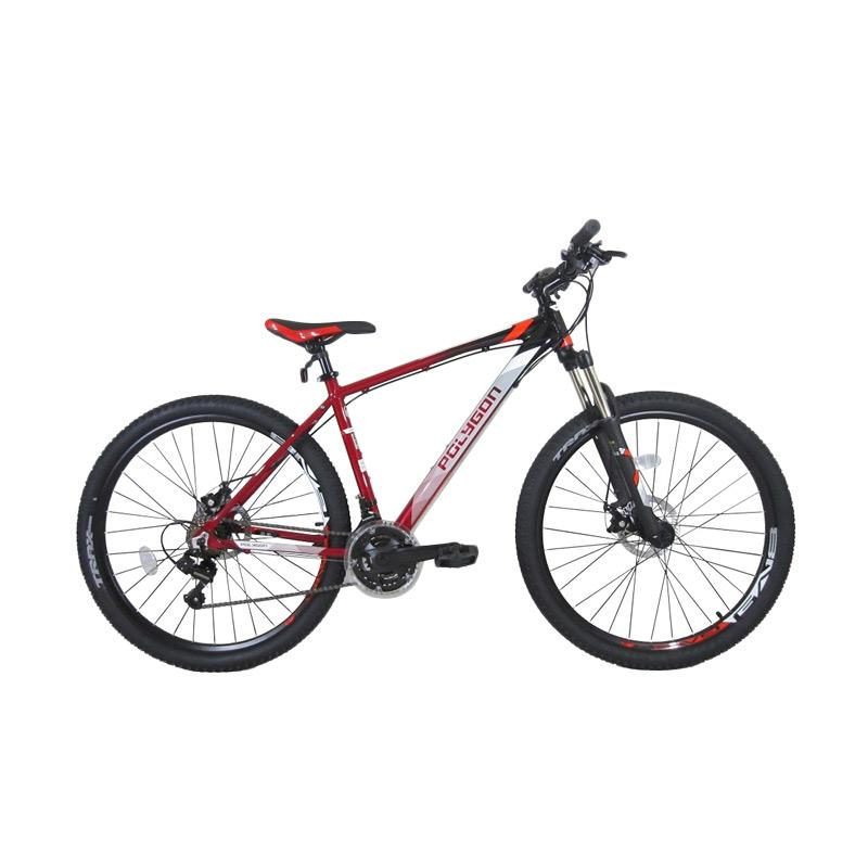 harga Polygon Cascade 2 2018 Sepeda MTB [27.5 Inch] Blibli.com