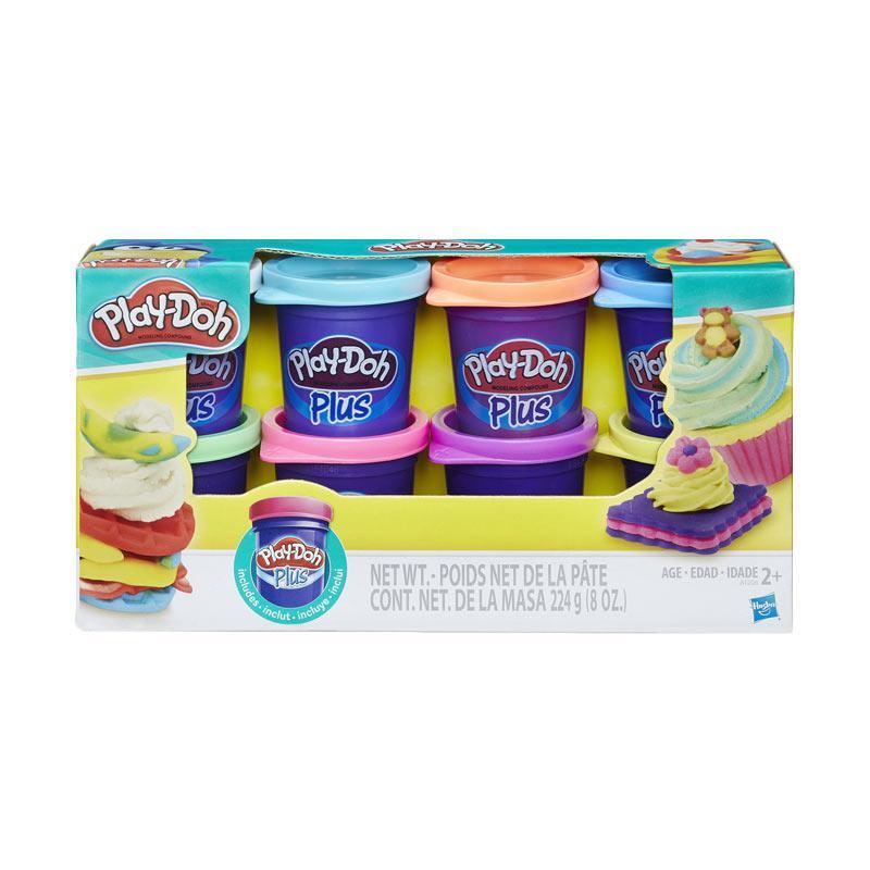 Playdoh Plus Variety Pack Mainan Anak