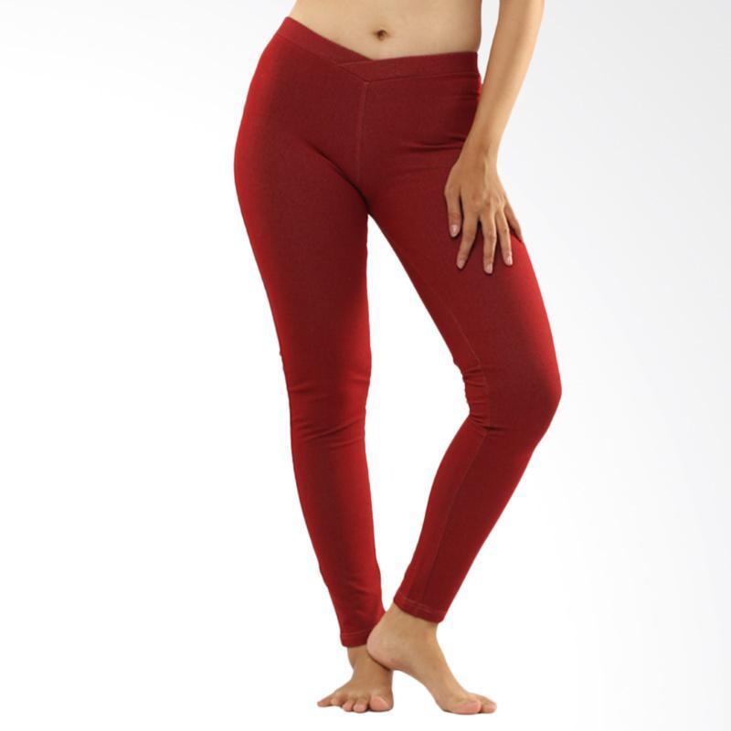 GRAZIEE Skinny Legging Yoga Celana Olahraga Wanita [A0906M001]