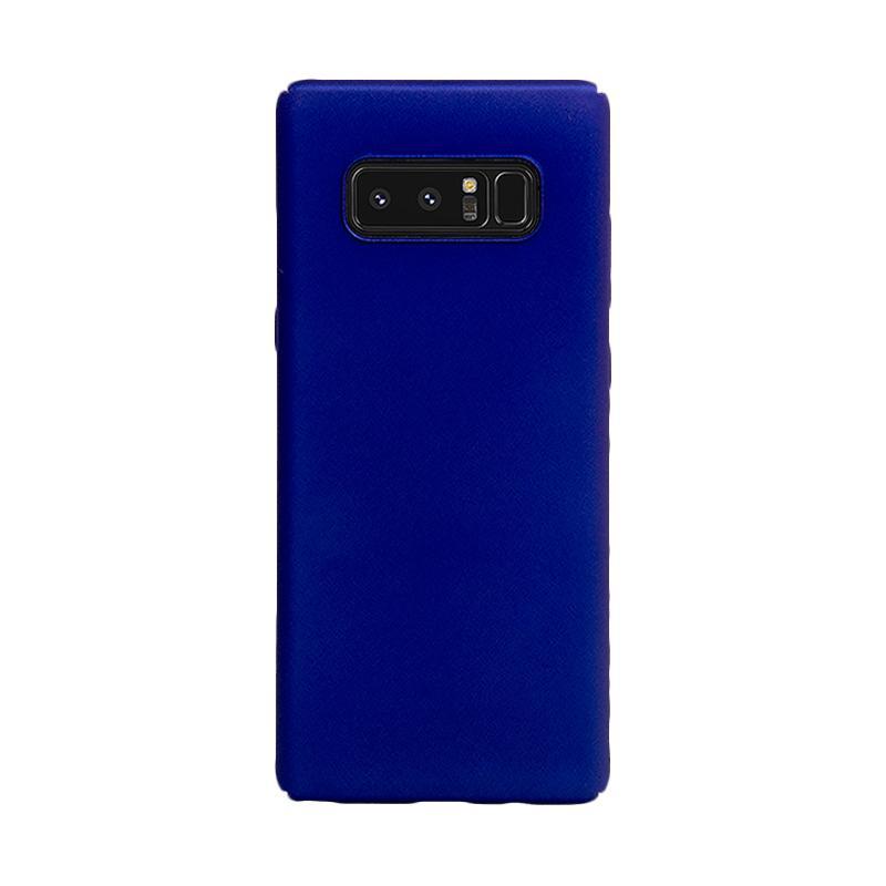 OEM BABY Skin Ultrathin Hardcase Casing for Samsung Note 8 - Blue Navy