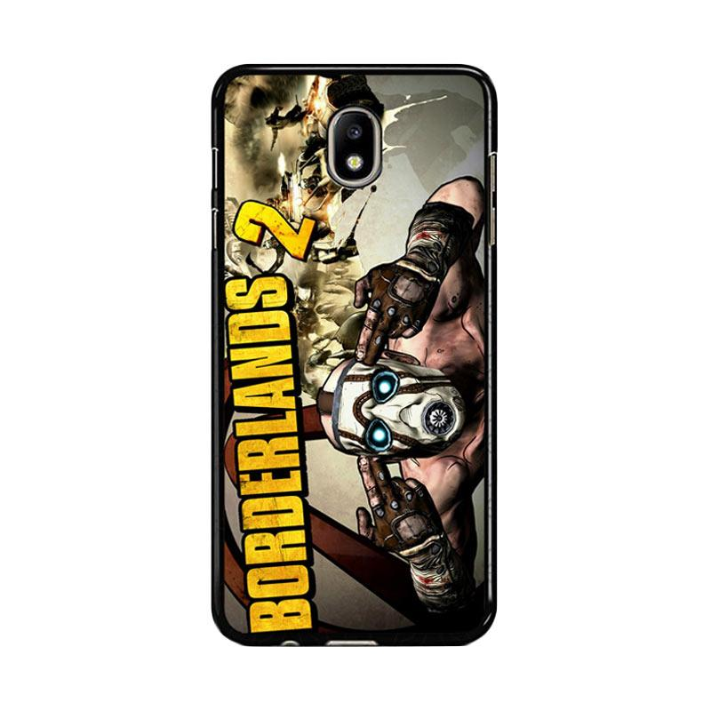Flazzstore Borderlands 2 Video Game Z1191 Custom Casing for Samsung Galaxy J7 Pro 2017