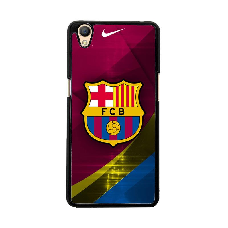 Flazzstore FC Barcelona Nike O0444 Custom Casing for Oppo Neo 9 A37