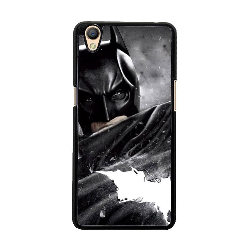 Flazzstore Batman The Dark Knight O0654 Custom Casing for Oppo Neo 9 or Oppo A37