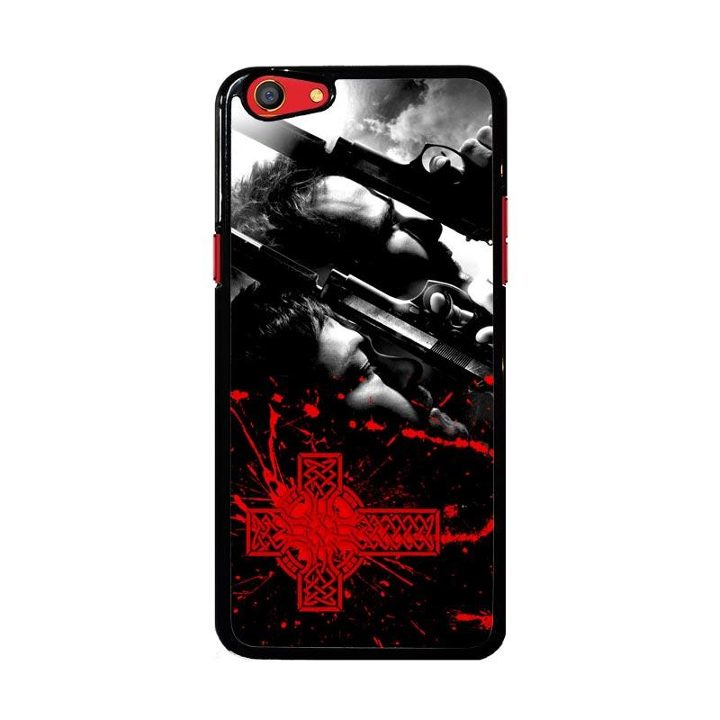 Flazzstore Boondock Saint Movies Series Z0346 Custom Casing for Oppo F3