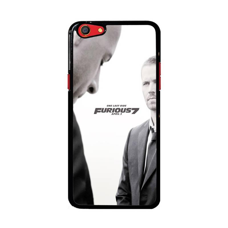 Flazzstore One Last Ride Z0365 Custom Casing for Oppo F3
