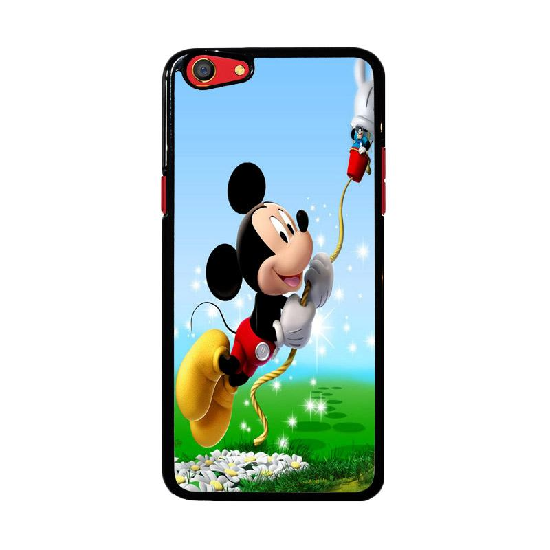 Flazzstore Mickey Mouse New Z0535 Custom Casing for OPPO F3