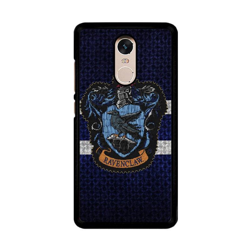Flazzstore Harry Potter Knit Ravenclaw Wall Crest Logo F0185 Custom Casing for Xiaomi Redmi Note 4 Note 4X Snapdragon Mediatek