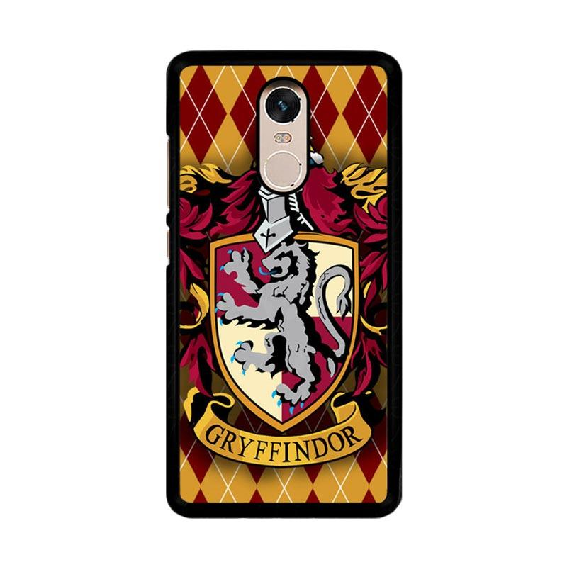 Flazzstore Harry Potter Quotes Gryffindor Z0193 Custom Casing for Xiaomi Redmi Note 4 or Note 4X Snapdragon Mediatek