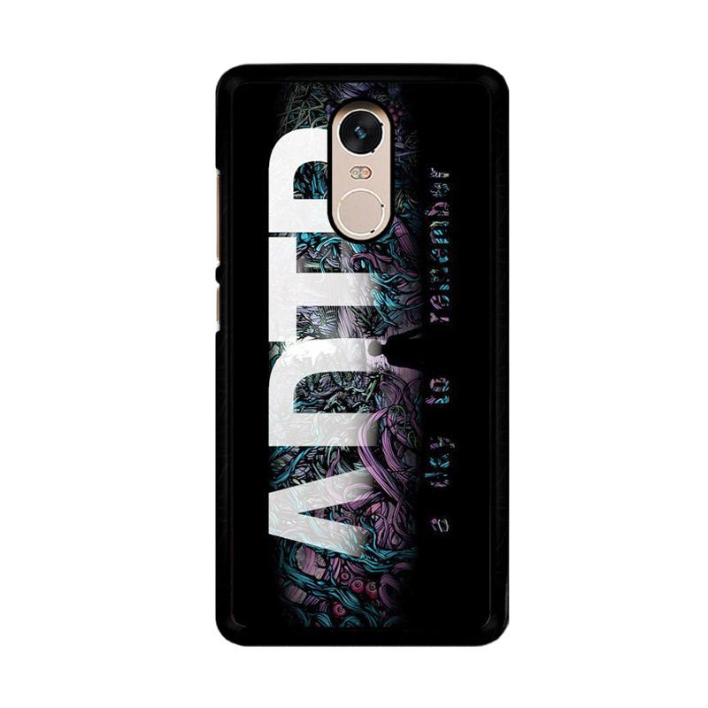 Flazzstore A Day To Remember Adtr Band 3D Z0291 Custom Casing for Xiaomi Redmi Note 4 or Note 4X Snapdragon Mediatek