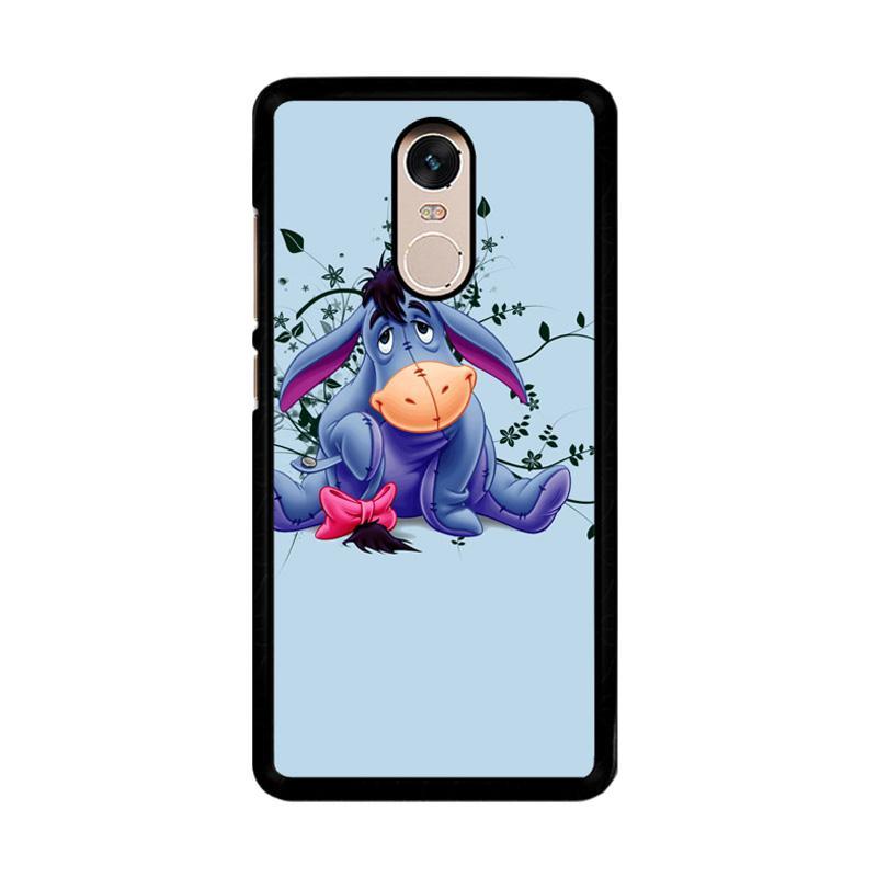 Flazzstore Eeyore Disney Z0521 Custom Casing for Xiaomi Redmi Note 4 or Note 4X Snapdragon Mediatek