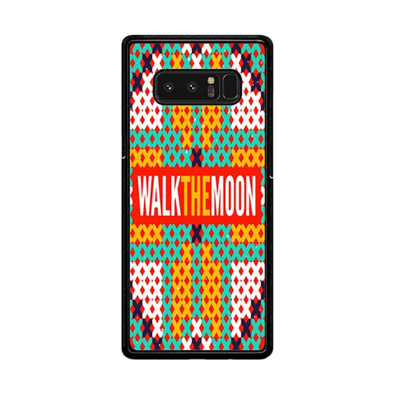 Flazzstore Walk The Moon Band Logo Z0448 Custom Casing for Samsung Galaxy Note8