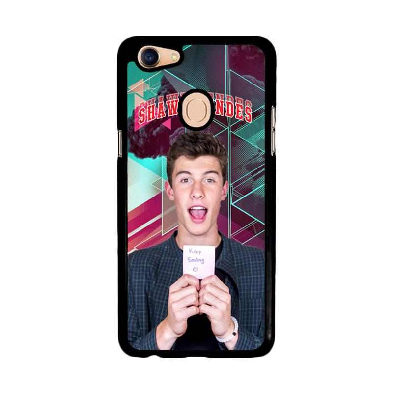 Flazzstore Shawn Mendes Triangle Background Z2106 Custom Casing for Oppo F5