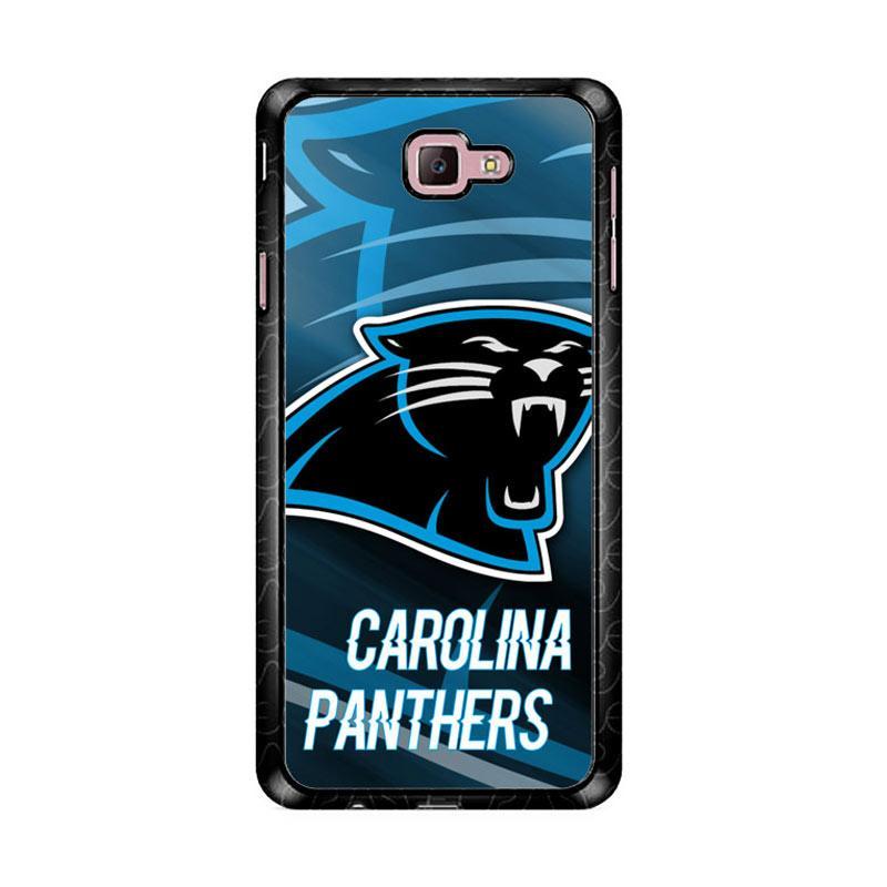 Flazzstore Carolina Panthers Z3023 Custom Casing for Samsung Galaxy J7 Prime