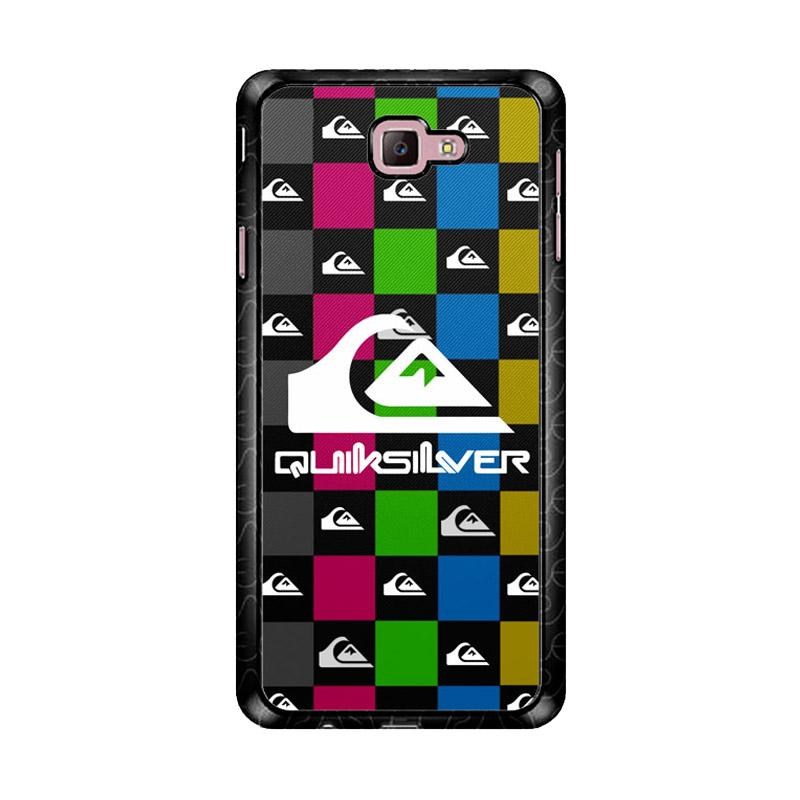 Flazzstore Quiksilver Logo Z3315 Custom Casing for Samsung Galaxy J7 Prime