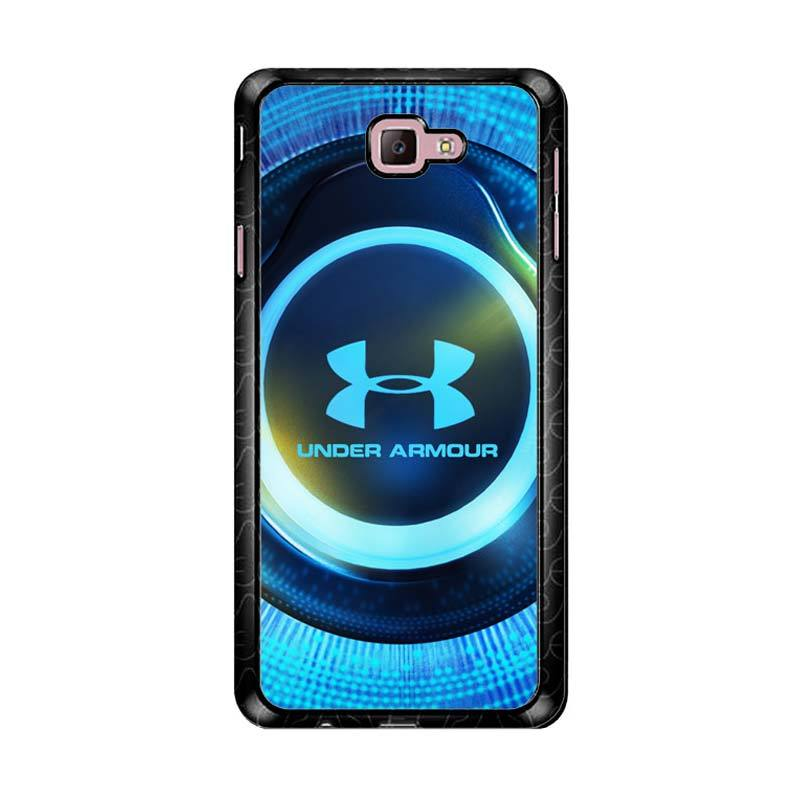 Flazzstore Under Armour Logo Z3901 Custom Casing for Samsung Galaxy J7 Prime
