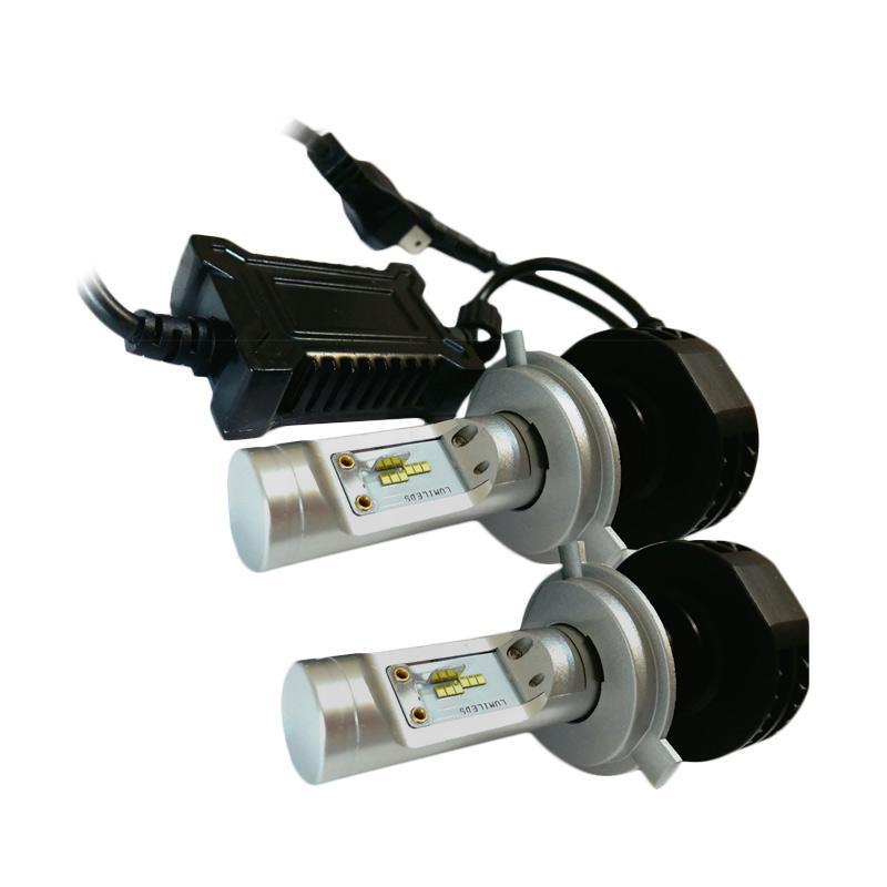 AutoFocus B7 PRO LUMILED Philips 8000 Lumens Set Bohlam Lampu Mobil
