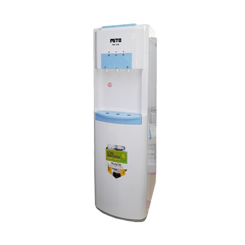 MITO MD 368 Standing Dispenser Air Galon Bawah - Putih