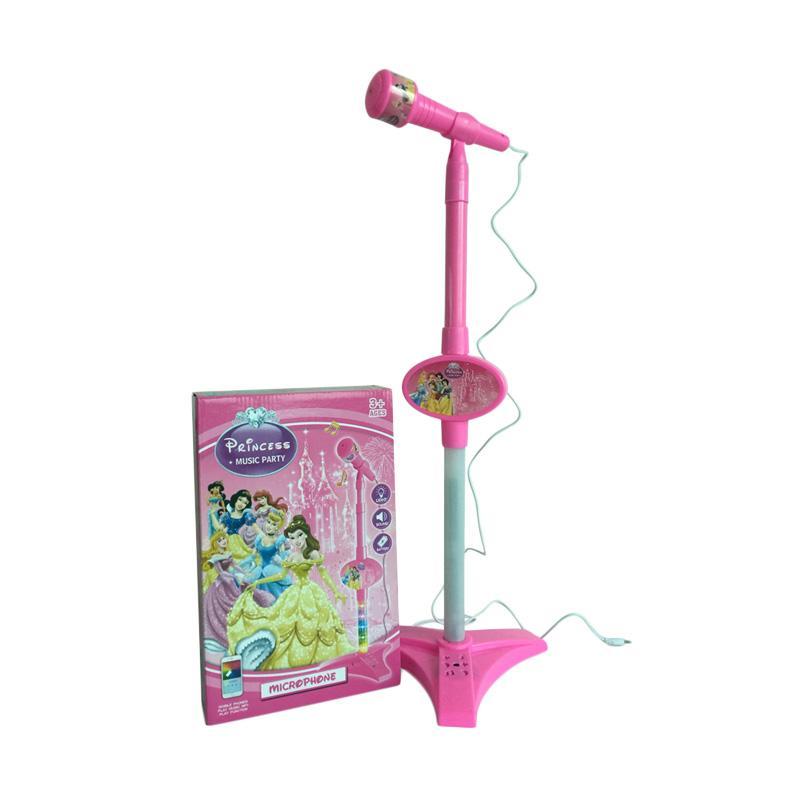 Tomindo Toys Mainan Microphone Double Mic Pink Mainan Anak Mainan ... fe069f4d9e