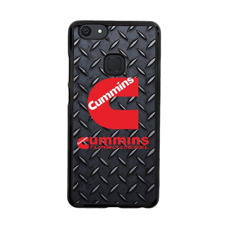 Flazzstore Cummins Turbo Diesel Logo Z3883 Custom Casing for Vivo V7 Plus