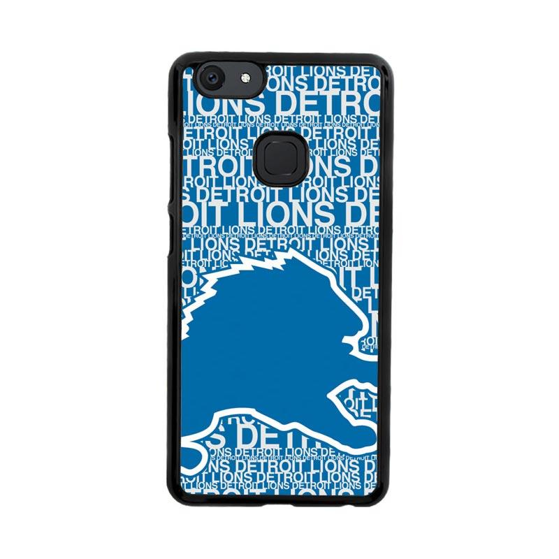 Flazzstore Nfl Detroit Lions Z4139 Custom Casing for Vivo V7 Plus