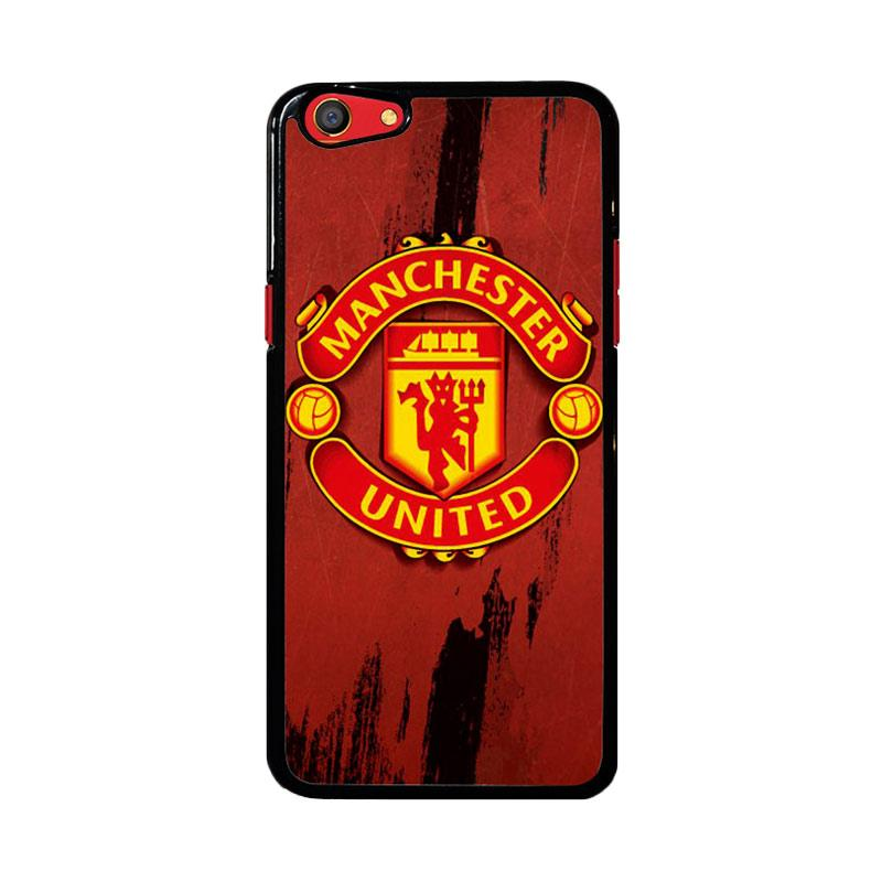 Flazzstore Manchester United Logo Z4790 Custom Casing for Oppo F3