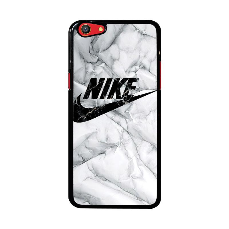 Flazzstore Nike Logo Marble Z5290 Custom Casing for Oppo F3