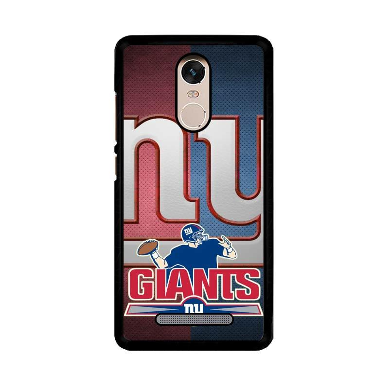 Flazzstore New York Giants Z3015 Custom Casing for Xiaomi Redmi Note 3 or Note 3 Pro