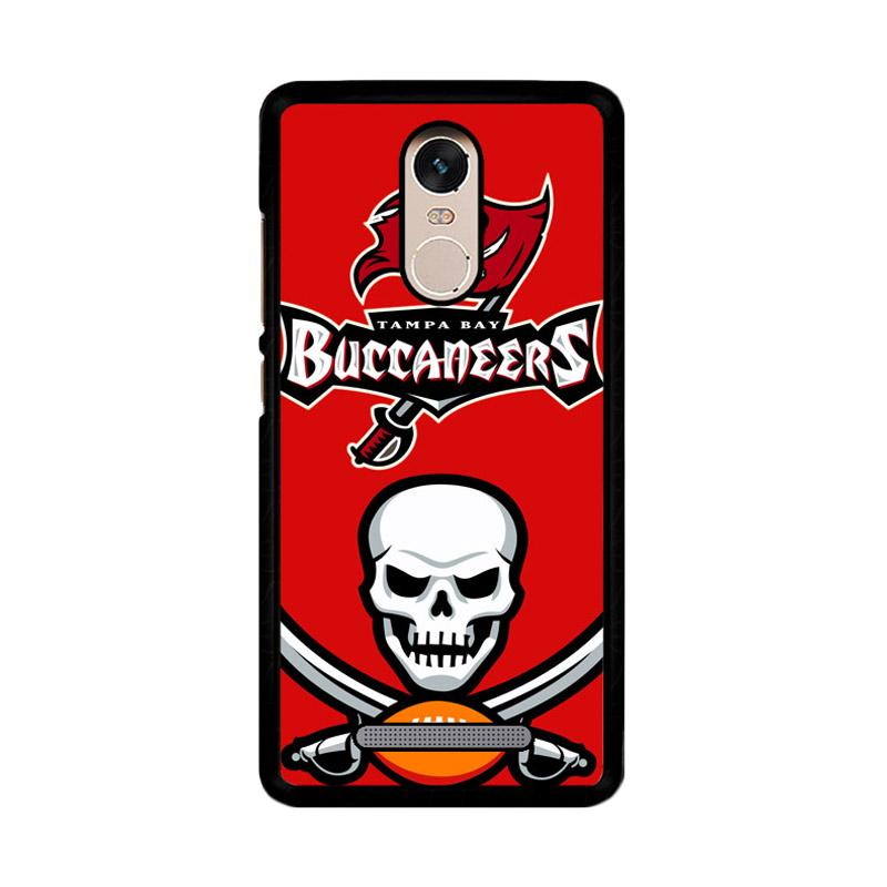 Flazzstore Tampa Bay Buccaneers Z3025 Custom Casing for Xiaomi Redmi Note 3 or Note 3 Pro