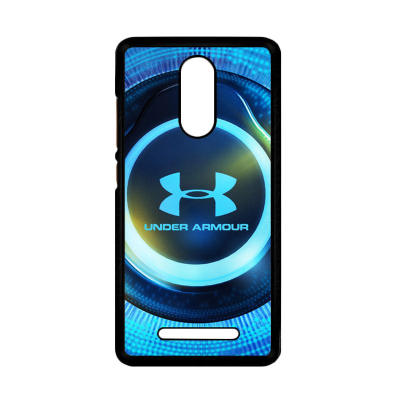 Flazzstore Under Armour Logo Z3901 Custom Casing for Xiaomi Redmi Note 3 or Note 3 Pro