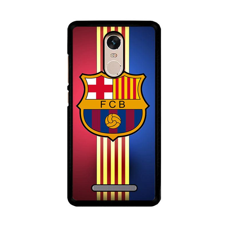 Flazzstore Fc Barcelona Logo Z4005 Custom Casing for Xiaomi Redmi Note 3 or Note 3 Pro