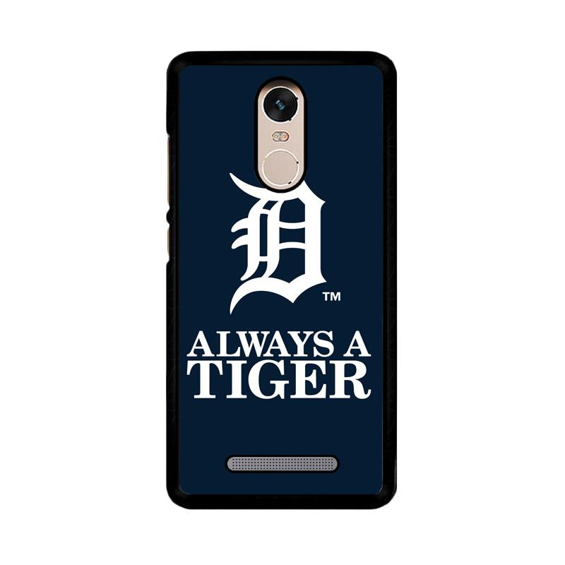 Flazzstore Detroit Tiger Z4155 Custom Casing for Xiaomi Redmi Note 3 or Note 3 Pro