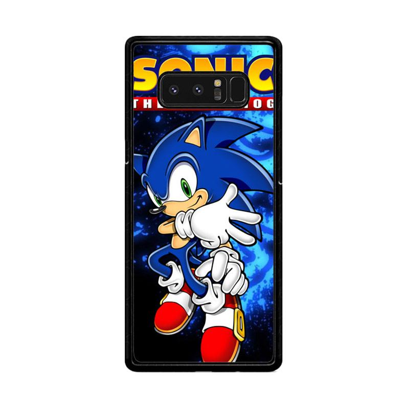 Flazzstore Sonic The Hedgehog Z2243 Custom Casing for Samsung Galaxy Note8