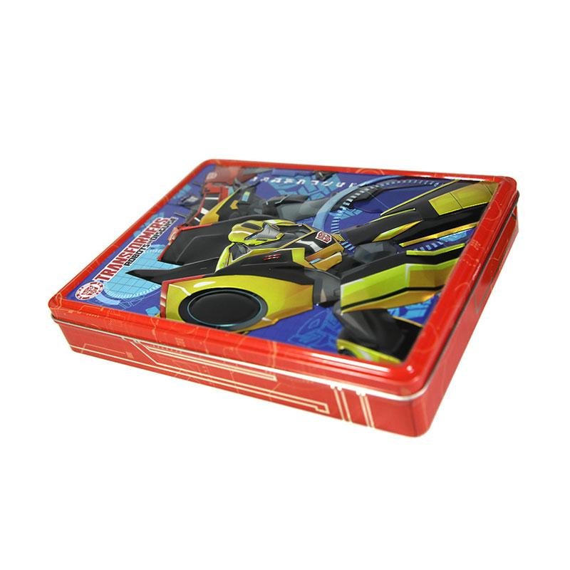 Parragon Books Transformers Robots In Disguise Happy Tin Buku Anak-anak