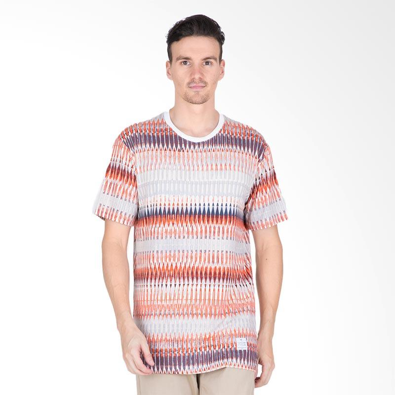 Tendencies Ethnic Summer T-shirt Pria