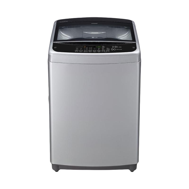 LG T2109VSAL Top Loading Smart Inverter Mesin Cuci [9 kg]