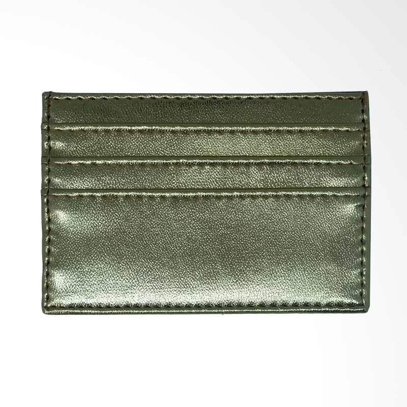 Garuda Shop Card Holder Mini - Gold