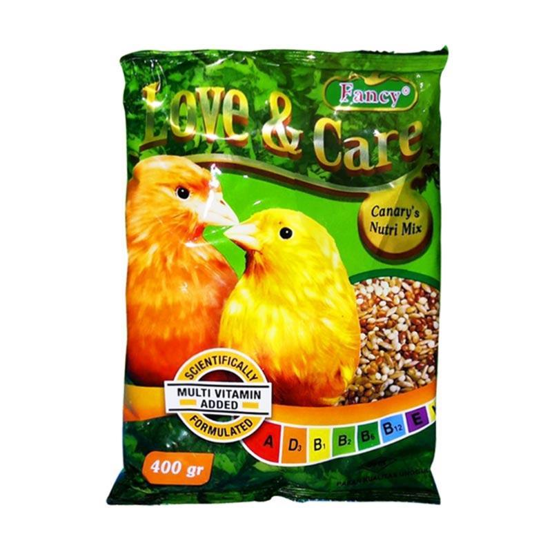 Jual Fancy Love Care Nutrimix Makanan Burung Kenari Online Desember 2020 Blibli