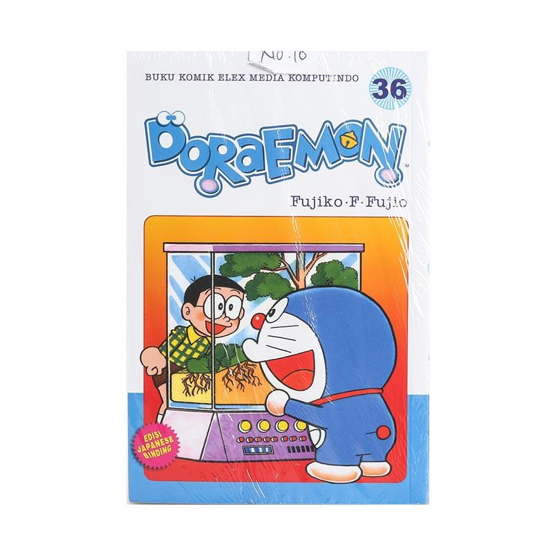 Elex Media Komputindo Doraemon 36 203713055 by Fujiko F. Fujio Buku Komik [Terbit Ulang]