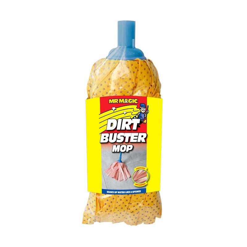 harga Mr Magic Mop Dirt Buster Alat Kebersihan [Refill] Blibli.com