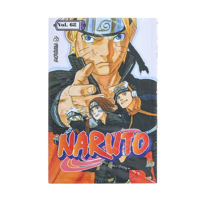 Elex Media Komputindo Naruto 68 204425647 by Masashi Kishimoto Buku Komik