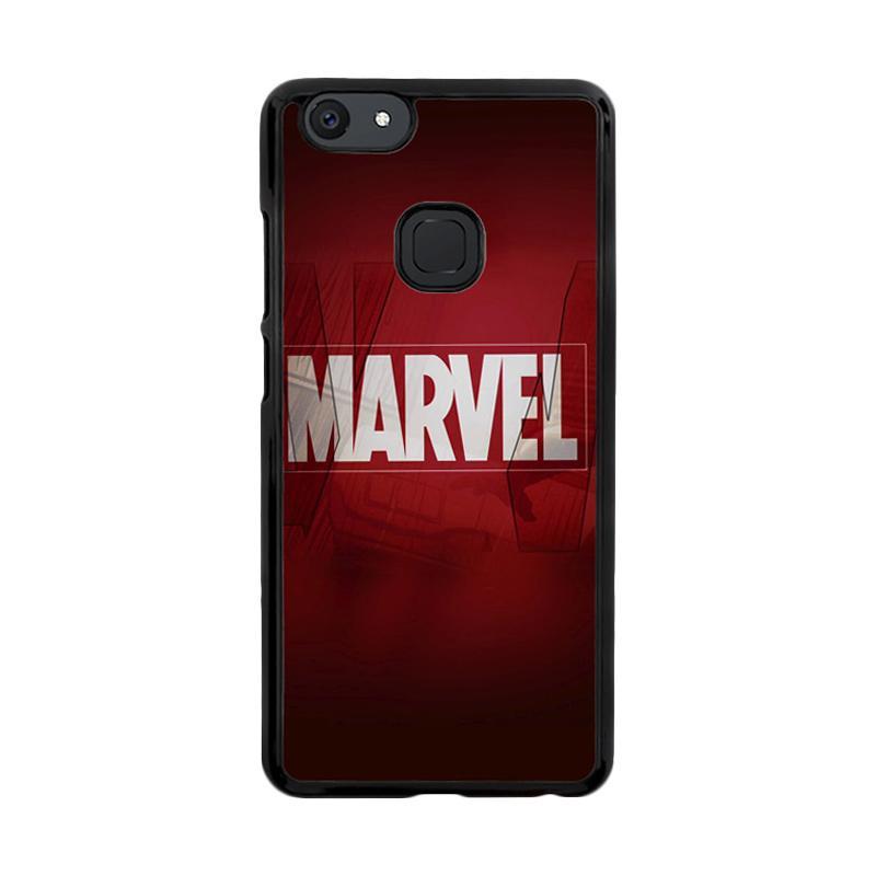 Flazzstore Marvel O0088 Custom Casing for Vivo V7