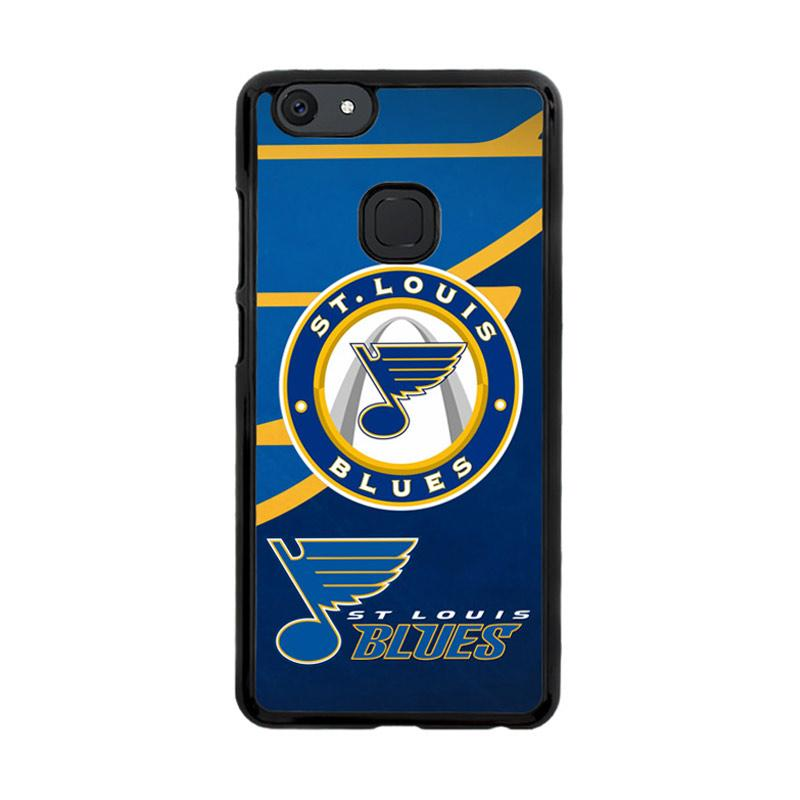 Flazzstore St Louis Blues Logo Z3363 Custom Casing for Vivo V7