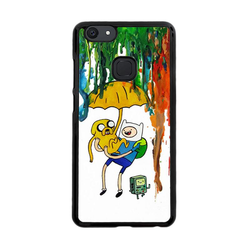 Flazzstore Adventure Time Painting F0254 Custom Casing for Vivo V7