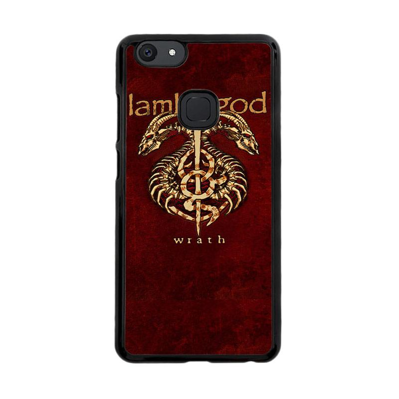 Flazzstore Lamb Of God Metal Band F0192 Custom Casing for Vivo V7