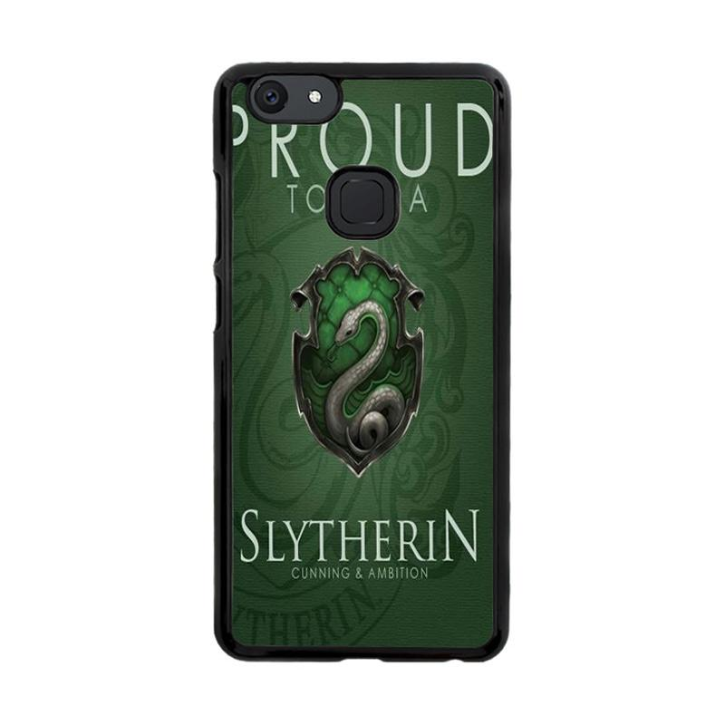 Flazzstore Proud To Be Slytherin F0574 Custom Casing for Vivo V7