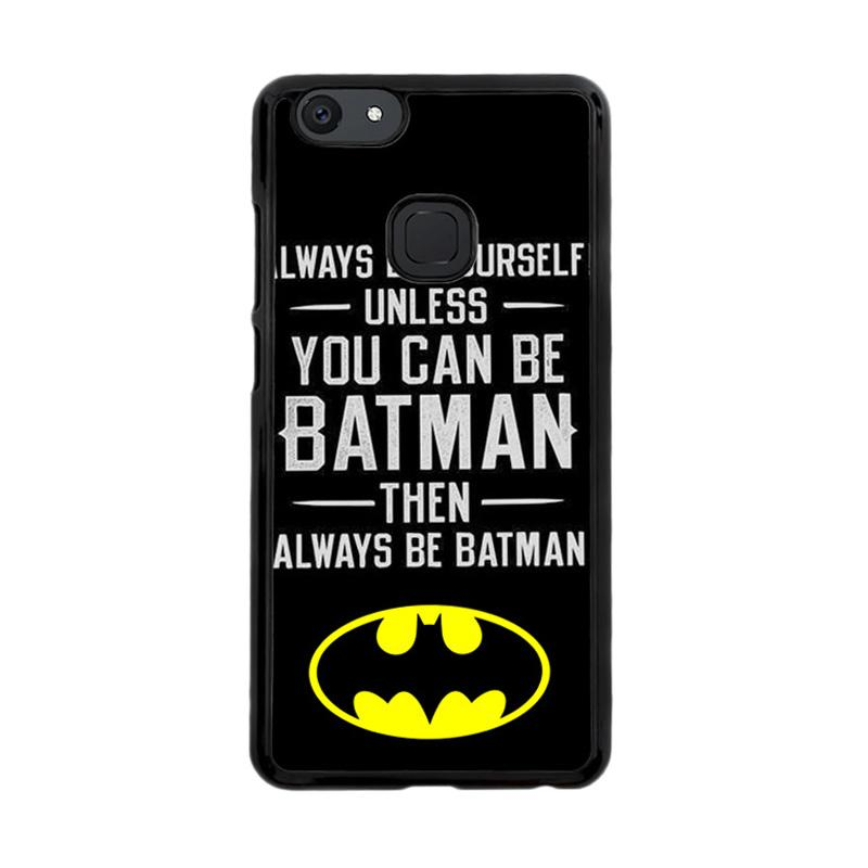 Flazzstore Batman Quote F0320 Custom Casing for Vivo V7