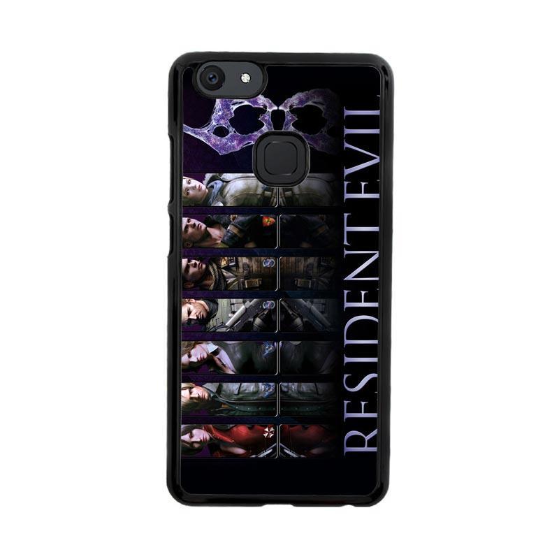 Flazzstore Resident Evil 6 Z0332 Custom Casing for Vivo V7