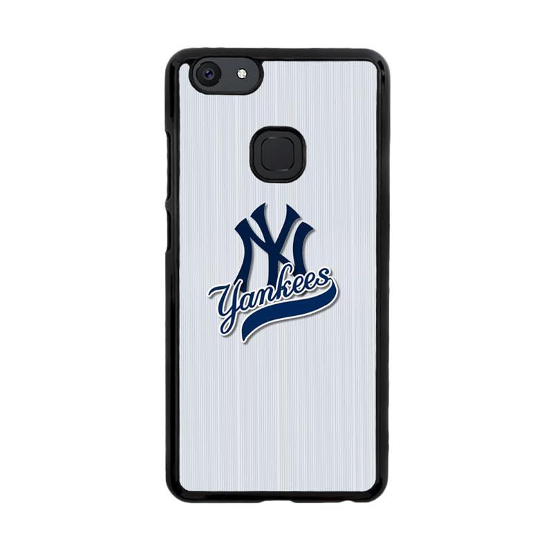 Flazzstore New York Yankees Logo Z4795 Custom Casing for Vivo V7
